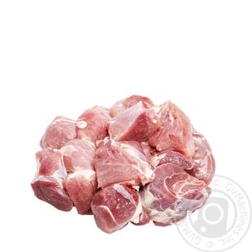 Мясо свиное котлетное охлажденное
