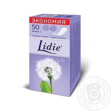 Прокладки щоденні Lidie Normal 50шт - купити, ціни на Novus - фото 2