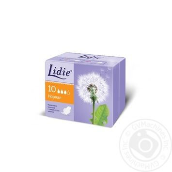 Прокладки Lidie Normal сеточка 10шт - купить, цены на Novus - фото 1