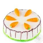 Торт Швейцарский морковный - купить, цены на Novus - фото 1