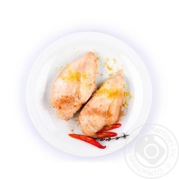 Филе куриное запеченное с копченой солью