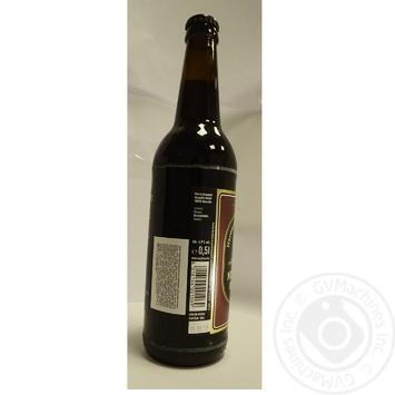 Пиво Kloster-Brau Neuzeller Dunkel темное 4,9% 0,5л - купить, цены на Novus - фото 2