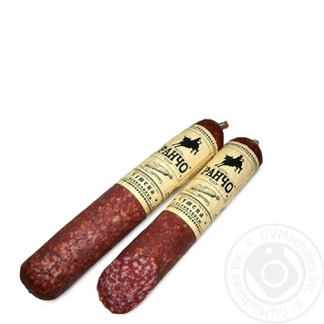 Rancho raw smoked beef sausage 340g - buy, prices for Furshet - image 1