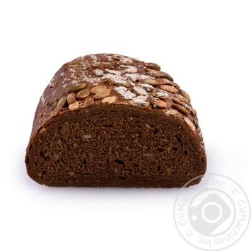 Хлеб Грэхемской половинка 250г
