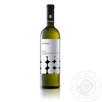 Shabo Classic Sauvignon-Blan white dry wine 9.5-14% 0,75l