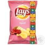 Чипсы Lay's со вкусом краба 133г