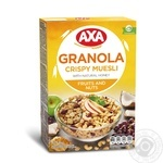 AXA Crispy Muesli With Fruits And Nuts