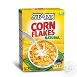 Завтраки зерновые Start натуральные кукурузные 270г