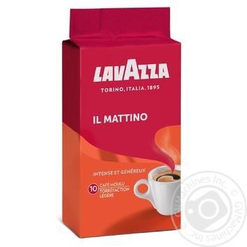 Кава Lavazza il Mattiono мелена 250г - купити, ціни на Метро - фото 1