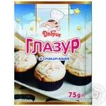Глазурь Добрык со вкусом ванили 75г