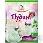 Пудинг Добрык с ванильным вкусом 40г