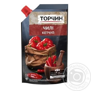 Torchin chili ketchup 270g
