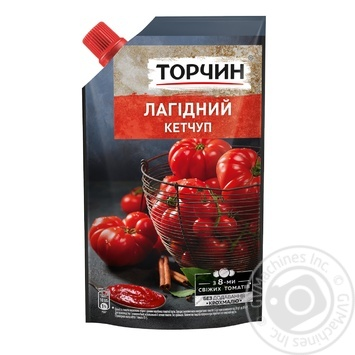 Torchin gentle ketchup 270g