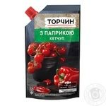 Torchin with paprika ketchup 270g