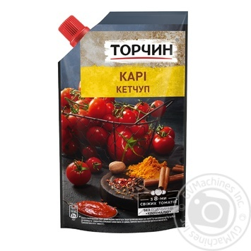 Torchin curry ketchup 250g