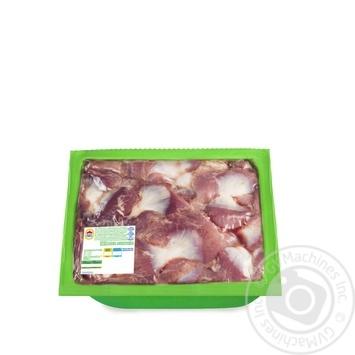 Шлунок Наша Ряба курчати-бройлера охолоджений 650г - купити, ціни на Ашан - фото 1