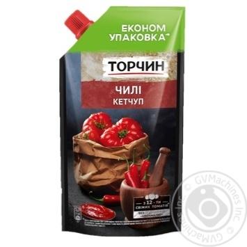 Torchin chili ketchup 400g