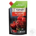 Torchin gentle ketchup 400g