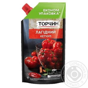 Torchin gentle ketchup 400g