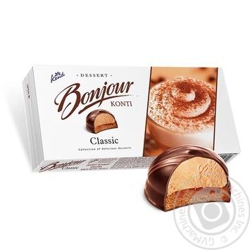 Десерт Konti Bonjour классика 232г