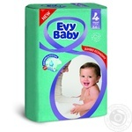 Diaper Evy baby for children 7-18kg 64pcs