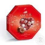 Конфеты Konti Amour со вкусом капучино 150г