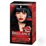 Color Brillance blue-black for hair 142.5мл