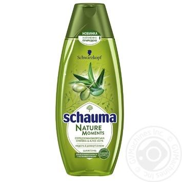 Shampoo Schauma with aloe vera for hair 400ml