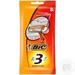 BIC Sensitive 3 razor 8pcs
