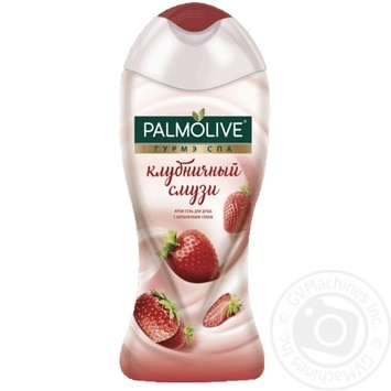 Palmolive Gourmet Spa Strawberry Smoothie Shower Gel-Cream 250ml - buy, prices for Auchan - photo 2