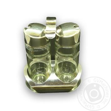 Набор емкостей Aro для масла и уксуса 19см - купить, цены на Метро - фото 1