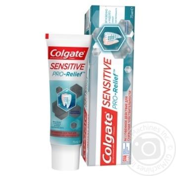 Зубная паста Colgate Sensitive Pro-Relief для чувствительных зубов 75мл - купить, цены на МегаМаркет - фото 3