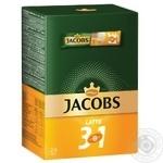 Напиток кофейный Jacobs 3в1 Latte в стиках 24*14.8г