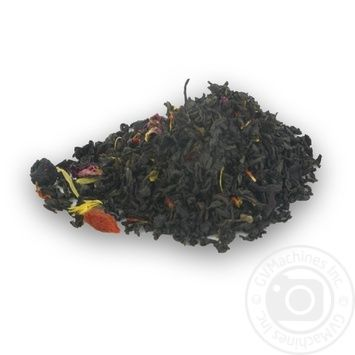 Chayni Shedevry Barberry Black Tea Composition - buy, prices for MegaMarket - image 1