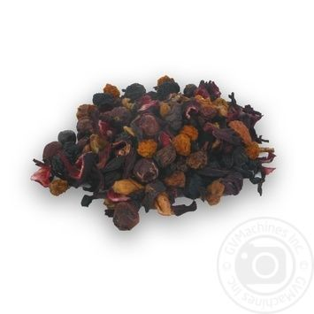 Chayni Shedevry Forest Berry Based On Fruits, Berries, Flowers Tea Composition - buy, prices for MegaMarket - image 1