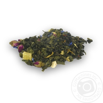 Chayni Shedevry Cleopatra's Night Green Tea Composition - buy, prices for MegaMarket - image 1