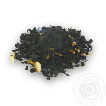 Chayni Shedevry Sir Charles Gray Black Tea Composition - buy, prices for MegaMarket - image 1