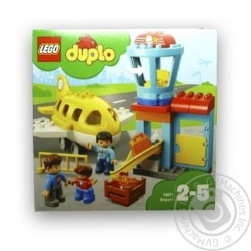 Конструктор Lego duplo Аеропорт 10871 - купити, ціни на Novus - фото 2