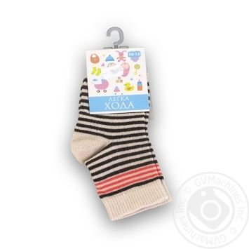 Sock Legka choda cotton