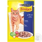 Friskies With Tuna And Carrots Canned For Cats Food