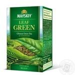 Чай зелений Майский Зелена Пелюстка 85г