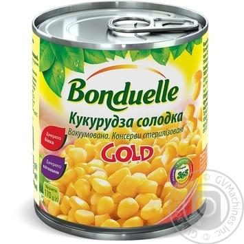 Bonduelle Gold Sweet Corn