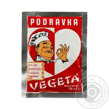 Приправа Вегета универсальная с овощами 75г