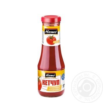 Кетчуп Hame томатный 310г