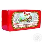 Сыр Prego Маджоре Пармезан твердый 35% 15 месяцев
