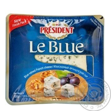 President Le Bleu Cheese