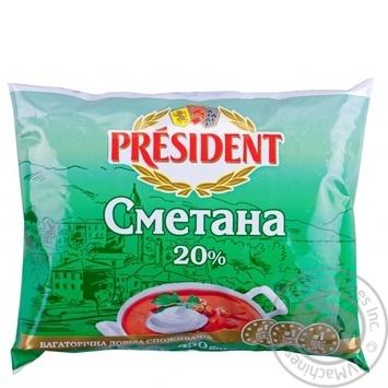 President Sour Сream