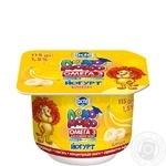 Йогурт Lactel Локо Моко Омега 3 Банан 1,5% 115г