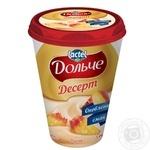 Десерт сирковий Дольче Персик 3,4% 400г