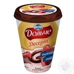 Dolce with chocolate and cherry dessert 3.4% 400g
